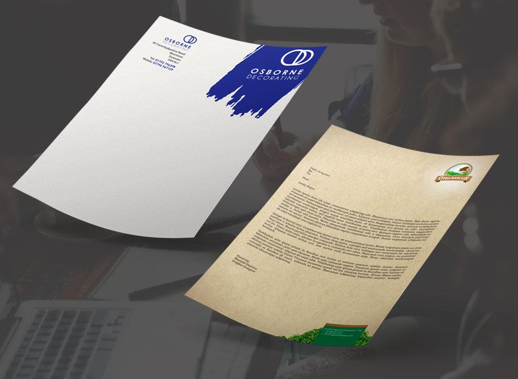 letterhead-printing-swansea