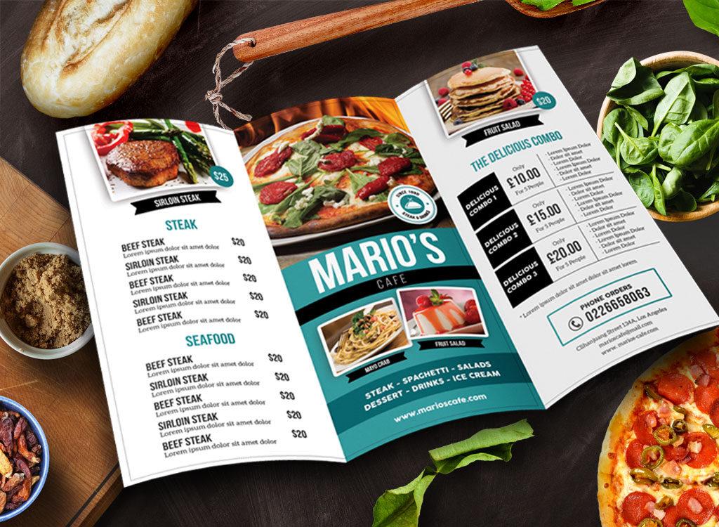 takeaway-menu-printing-wales